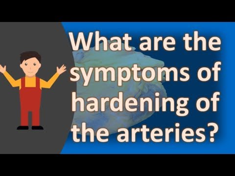 What are the symptoms of hardening of the arteries ?  | Best Health FAQS