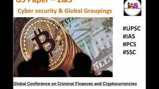 Global Conference on Criminal Finances and Cryptocurrencies