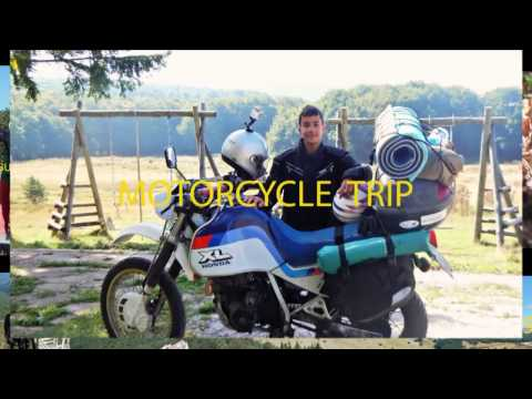 Family motorcycle trip Bulgaria 2015