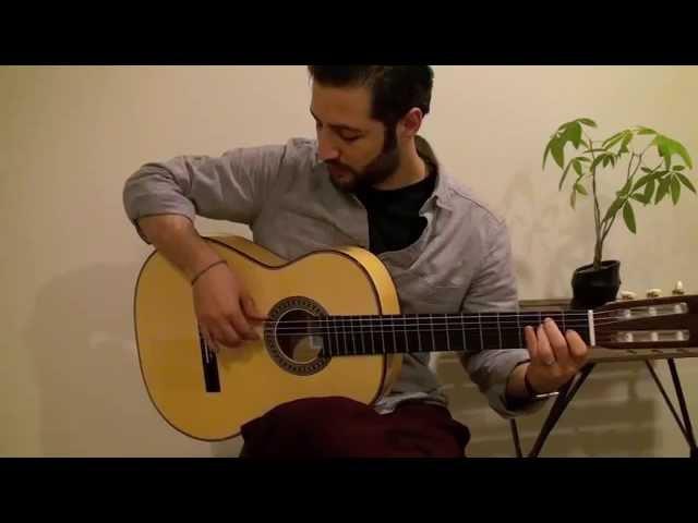 Flamenco Scales (Picado) by Vahagni