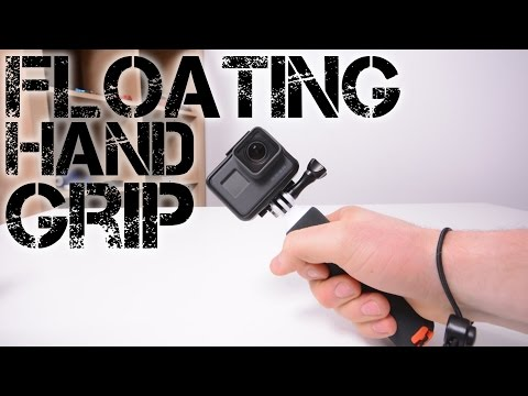 The Handler (Floating Hand Grip) by GoPro