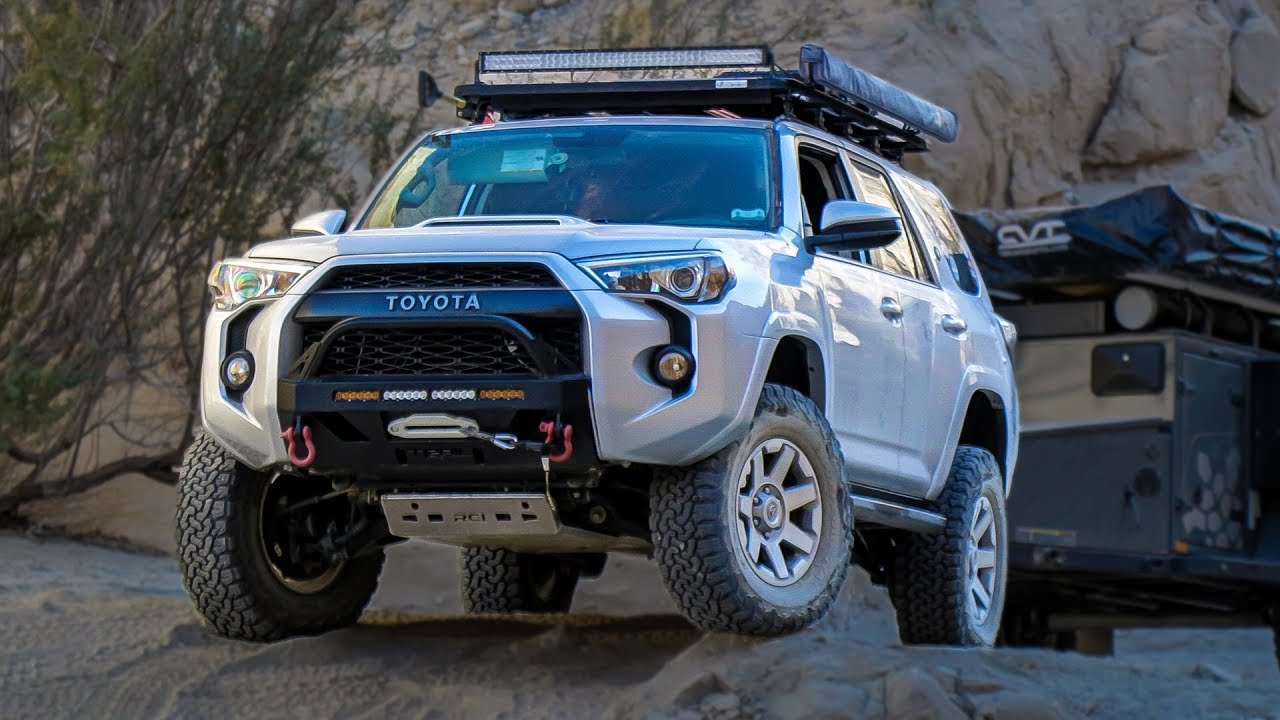 Best Year 4runner >> Why I Bought A 5th Gen 4runner Trail Why The 4runner Is The Best Overlanding Vehicle For My Needs