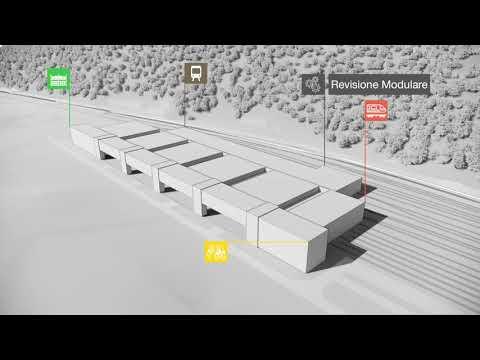 Neues SBB Werk Bellinzona / Nuovo Stabilimento Industriale Ferroviario FFS