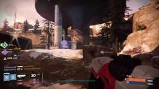 【Destiny】アイアンバナーでフルパショルチャマンに遭遇