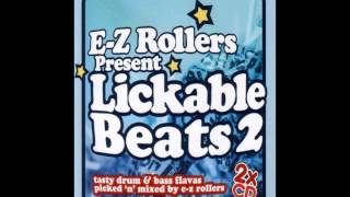 EZ Rollers Present Lickable Beats 2 Rollin Liquid & Jump Up Drum & Bass (2005)