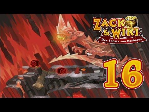Drachenschuppen - #16 - LP Zack & Wiki: Der Schatz von Barbaros [100%]