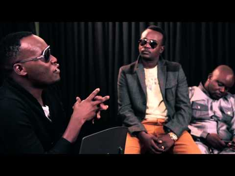 Niko Na Safaricom Live 2013: Daddy Owen interview.