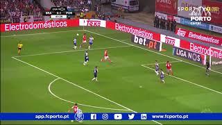 SC Braga-FC Porto, 0-1 (27/08/17)