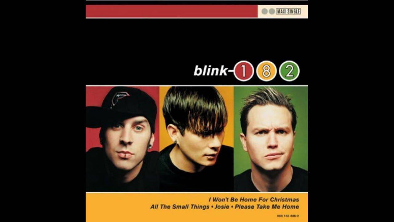 I Wont Be Home For Christmas Lyrics.Blink 182 I Won T Be Home For Christmas With Lyric