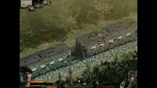 Commandos 3: Destination Berlin Walkthrough - Central Europe - Part IV.1