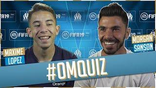 Maxime Lopez & Morgan Sanson | Quiz spécial FIFA 🎮