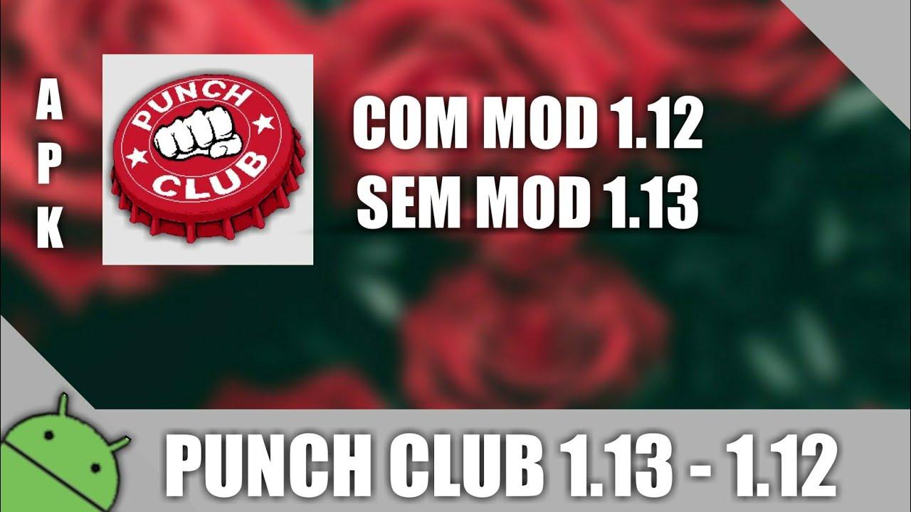 punch club 1.34 mod apk