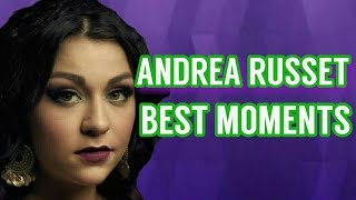 Andrea Russet BEST MOMENTS