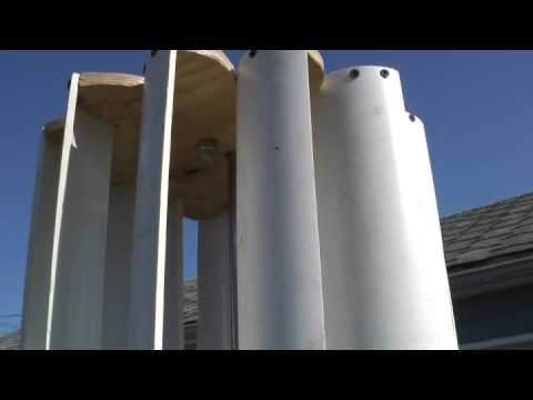 Vawt Wind Turbine Youtube