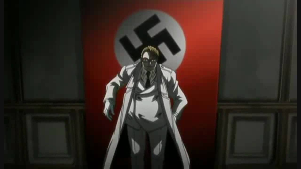 Hellsing German Stream