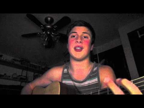 Bobby Taylor sings Baby Blue Eyes acoustic version