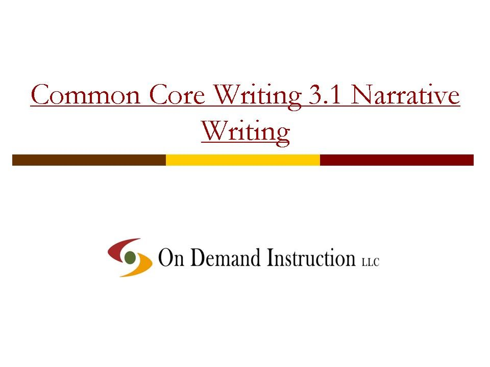 writing essays common core The teacher uses the included, common core aligned rubric to grade the students' work this resource uses the common core standards and the writing process to walk students through the entire opinion essay.