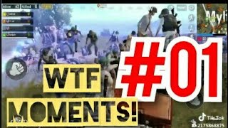 PUBG TIK TOK!!! WTF | FUNNY MOMENTS! PUBG MOBILE INDONESIA. Episode #01