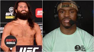 Kamaru Usman: I have to remind Jorge Masvidal he's a .500 fighter | UFC 251 | ESPN MMA