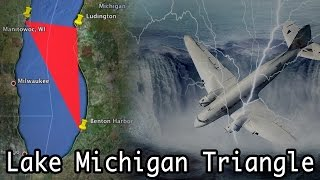 Lake Michigan Triangel    Facts and Mysteries