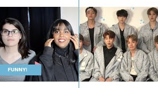 NAMJOON BEING DONE WITH BTS ENGLISH REACTION BTS REACTION