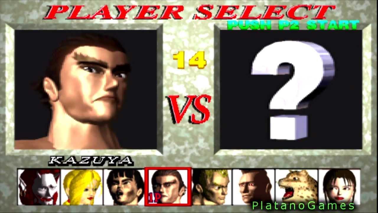 Topic Tekken Change Org