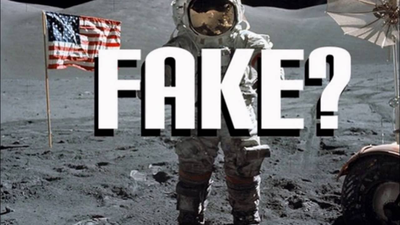 Moon Landing 47th Anniversary July 20, 1969 - Real or Fake ...