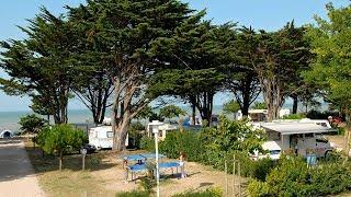 Camping Campéole Le Platin - Camping à Rivedoux-Plage sur l'Île de Ré en Charente-Maritime