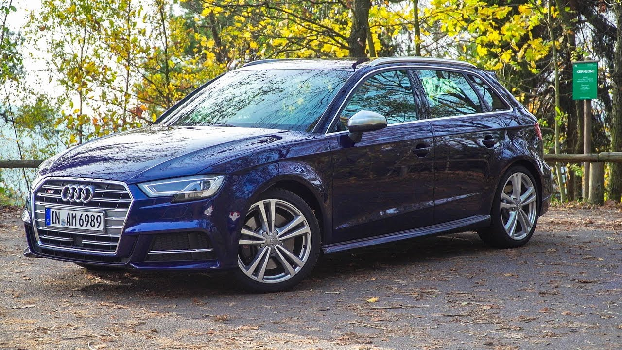 2017 2018 audi s3 sportback test drive review. Black Bedroom Furniture Sets. Home Design Ideas