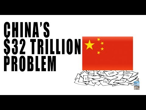China Central Bank Admits China HIDING $32 Trillion OFF Their Books!