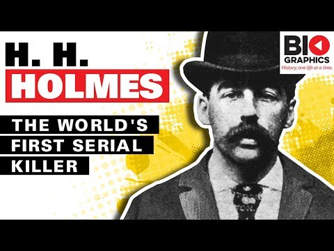 America's First Serial Killer - H. H. Holmes Biography