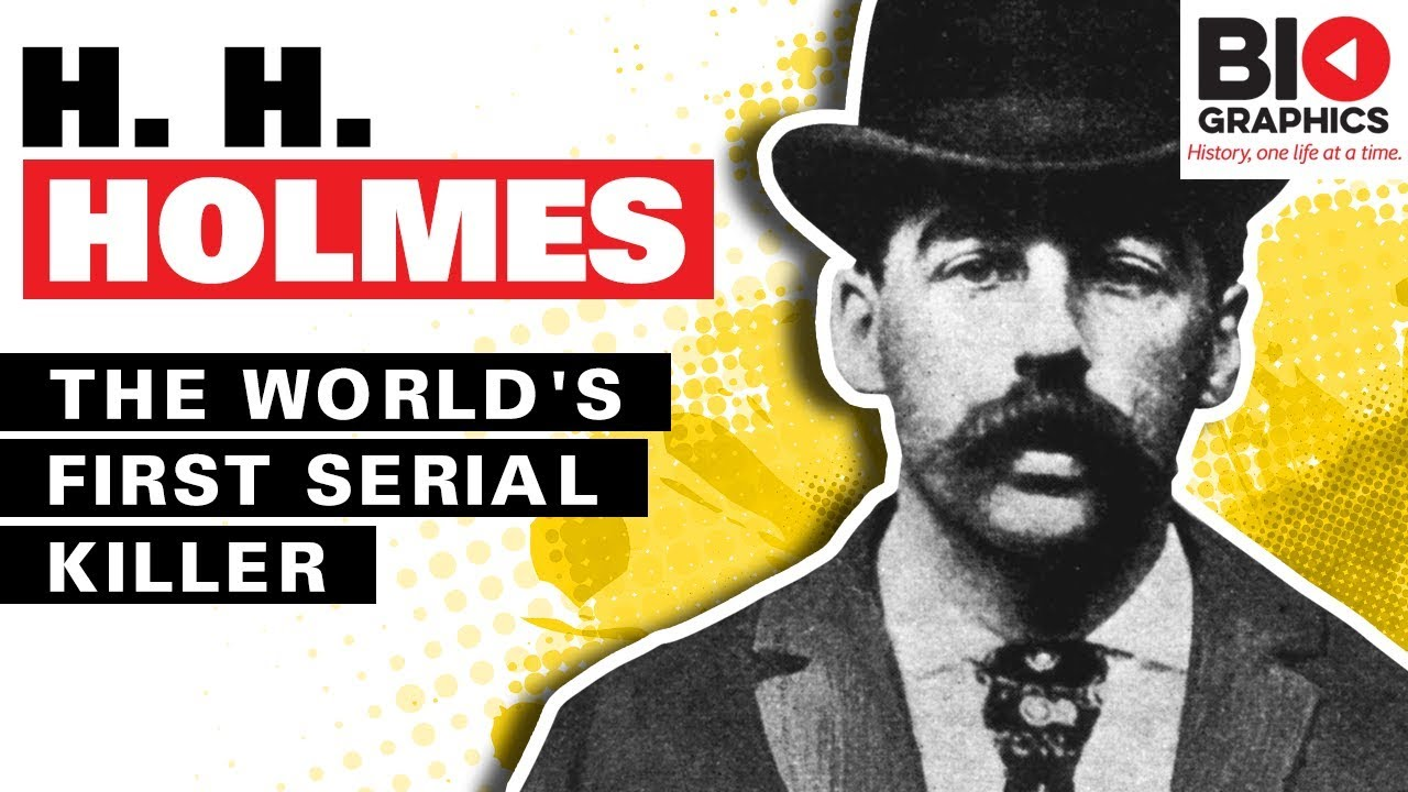 America's First Serial Killer - H  H  Holmes Biography