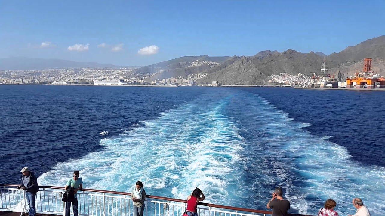 Departure from s c de tenerife to huelva by naviera armas for Horario oficina naviera armas las palmas