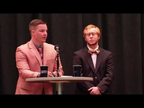 College Republicans, College Democrats, and Young Americans for Liberty Debate part 1
