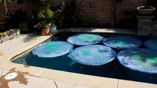 7.2 Earthquake Felt From Mexicali Easter 2010 Swimming Pool OC