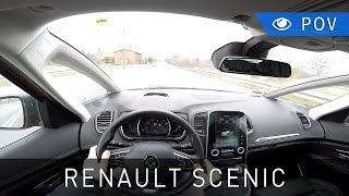 Renault Scenic Energy TCe 130 BOSE (2017) -  POV Drive | Project Automotive
