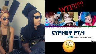 BTS (방탄소년단) – CYPHER PT.4 KITO ABASHI REACTION