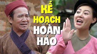 """Hài 2021 Full HD Mới Nhất - Hài Quang Tèo """"KẾ HOẠCH HOÀN HẢO"""" - Hài Dân Gian"""