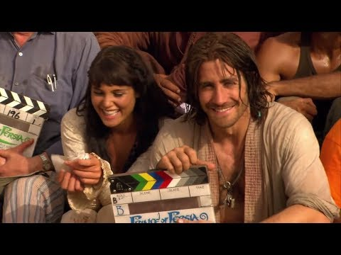 PRINCE OF PERSIA   Behind the Scenes with Jake Gyllenhaal and Gemma Arterton   Official Disney UK