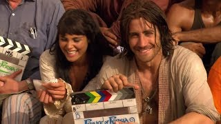 PRINCE OF PERSIA | Behind the Scenes with Jake Gyllenhaal and Gemma Arterton | Official Disney UK