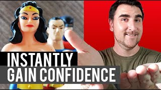 How To Gain Confidence Quickly (Self Confidence in Business)