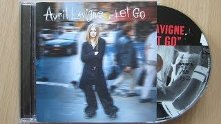 Avril Lavigne - Let Go / unboxing cd /
