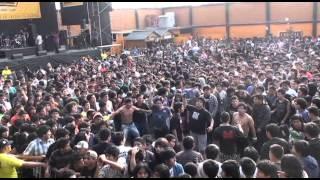De La Nada - Me desawebo (Inmortal Fest 4)