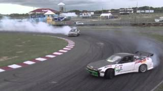 Nissan SIL80 vs Nissan S13.4 (zenki), Drift Day 12-10-14