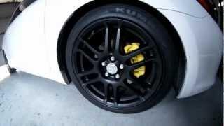 Plasti Dip Wheels Scion Tc