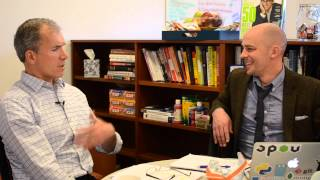 Geof Barker on Interacting with Student-Entrepreneurs