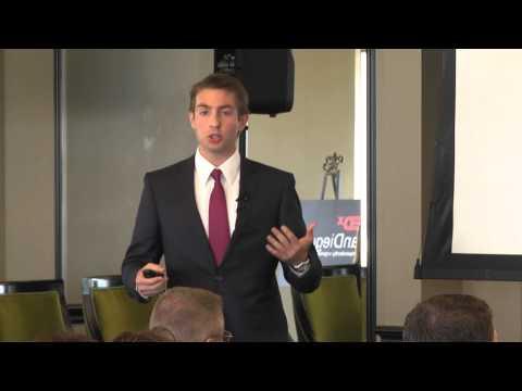 The advent of biosensor technology | Josh Windmiller | TEDxSanDiegoSalon
