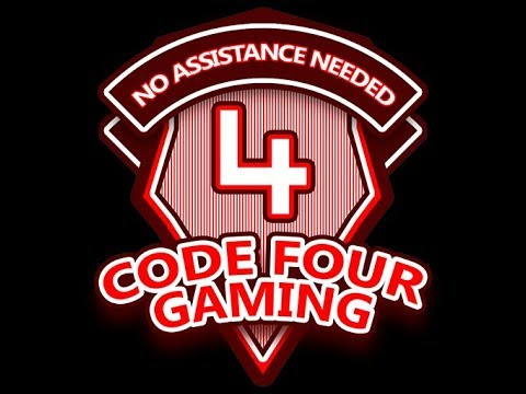 Official Code Four Gaming Live Stream