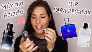 Los 5 mejores perfumes para regalar a un hombre