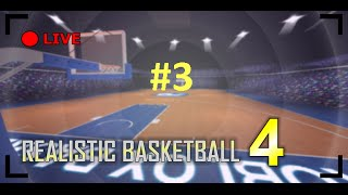 IND v GSW ROBLOX BASKETBALL RB4 LIVE #3
